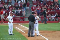 Ray Tanner (Photography by Katie B.) Tags: baseball south carolina usc sec gamecock