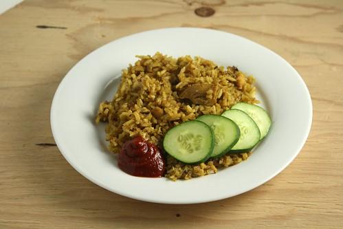 Thai-Style Chicken Biriyani