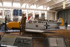 1190 - 1190 - Luttwaffe - Imperial War Museum - Messerschmitt BF-109E-3 - 071111 - Duxford - Steven Gray - IMG_5202