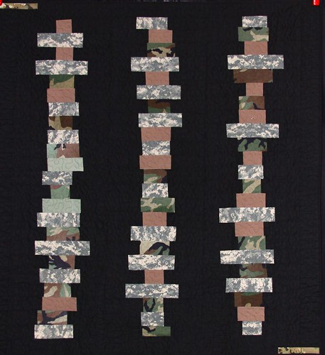military memory quilts,military quilt, quilt from recycled uniforms 6