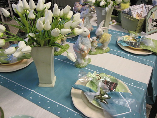 March 2011 Easter Table