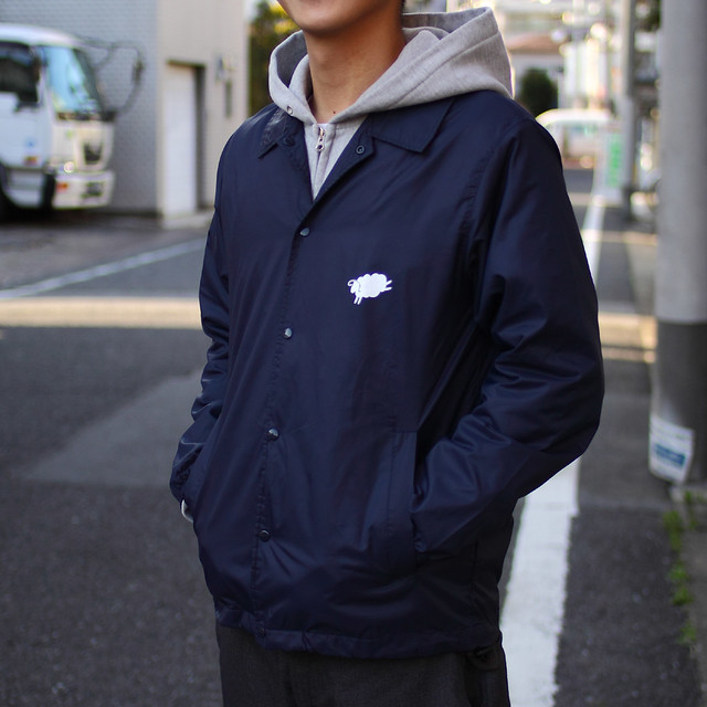 CYCLE SHEEP COACH JACKET