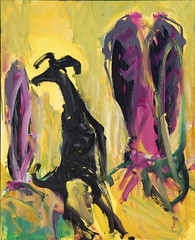 27 óleo sobre lienzo   100x80 cm 2003 (arteneoexpresionista) Tags: rando jorge animales neoexpresionismo