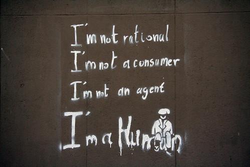 I'm a human by olghita67