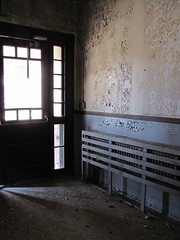 (helium heels) Tags: school abandoned hospital state decay sanatorium mental institution abandonedhospital stateschool