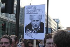 IMG_2481 (czalex) Tags: london kevin demonstration jude law belarus spacey  lukashenko lukashenka