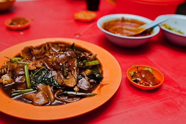 Fried Pek Kueh