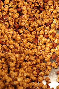 more caramel corn