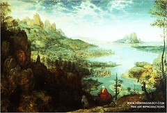 paintingselect.com_Bruegel-the-Elder_Landscape-with-the-Flight-into-Egypt (Bruegel the Elder Gallery) Tags: painting canvas elder oil reproduction bruegel