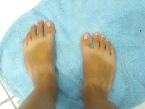 Mi pies de colores