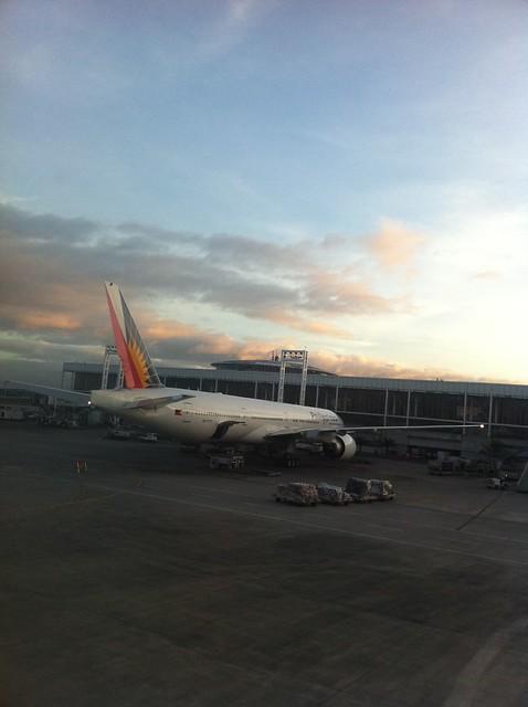Arrived in Manila, 30 March 2011, 6:00pm