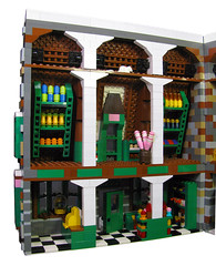 10225 Hogsmeade Village Series: Honeydukes Sweetshop