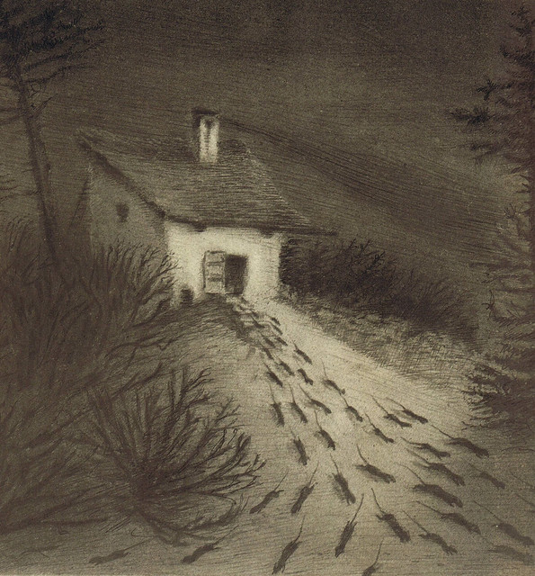 Alfred Kubin - The Rat House