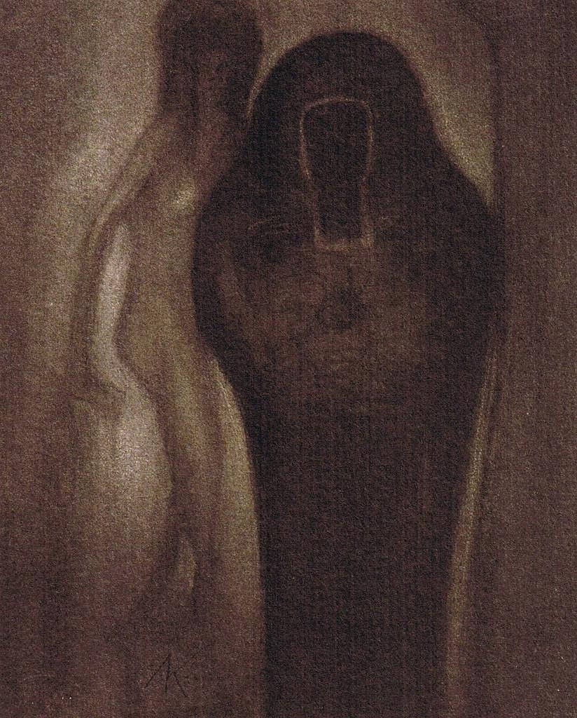 Alfred Kubin - Mumie