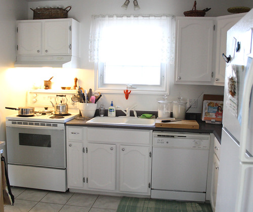 Our Kitchen Makeover: After