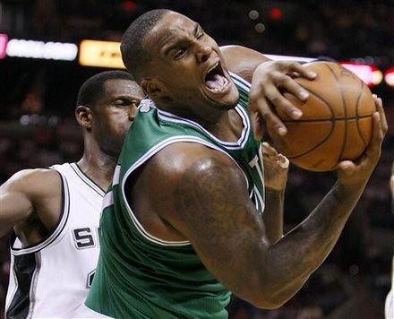 Celtics Spurs Basketball