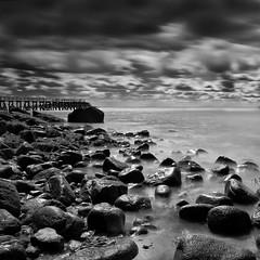 Trapped (bijoyKetan) Tags: longexposure seascape landscape manchester ma trapped infinity massachusetts filter minimalism capeann ketan gradndfilter sigma1020mmhsm minimalisticlandscape bw110ndfilter bijoyketan