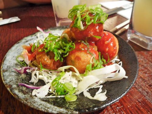 Ramen-Kan Chilli Takoyaki