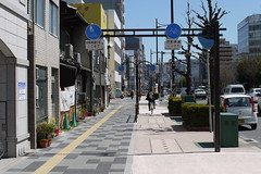 Bike Lane Gojo Kyoto