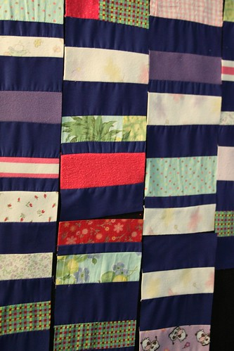 recycled quilt, memory quilt, cool quilt, cool memory quilt 5
