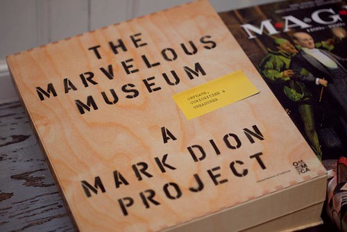 The Marvelous Museum Project