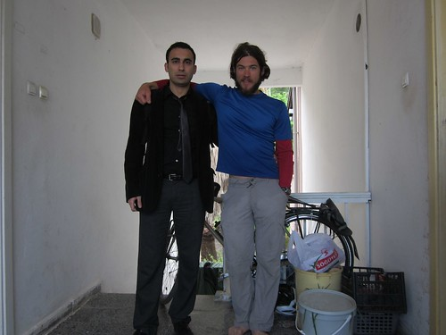 Firat, my Marmaris host