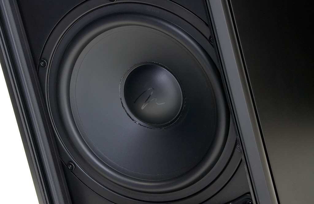 Subwoofer Closeup