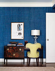 3-greens-guestroom-0308-xlg (mscott218) Tags: blue white house art beautiful design office interiors desk interior glam interiordesign tablescape housebeautiful