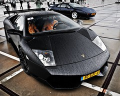 Reiter tuned matte black LP670-4 SV (Thomas van Rooij) Tags: lighting street city light italy black hot holland wet beautiful dutch lines car rain race racecar photography design amazing italian nikon power lotus thomas muscle milano awesome engine nederland engineering automotive racing event exotic reiter raindrops beast modified stunner nikkor rim rims tuning limited circuit lamborghini luxury rare supercar lambourghini matte exhaust ahoy sportscar spoiler esprit 2010 murcielago v12 lamborgini 18105 carbonfibre lightweight d90 hypercar 65l rooij matzwart maartenmemorial lp670 lamborghinimurcielagolp6704sv thomasvanrooij lp6704svr