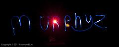 Murphyz (Mondino1980) Tags: blue light shadow red 3 vortex man flower london wool wheel train fire jump wire rust track ghost orb 8 tunnel led raymond lay armed connaught mondino murphyz