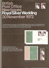1972 Silver  Wedding PL(P) 2242A