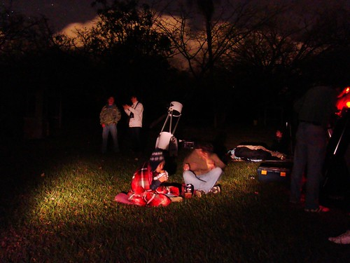 II Star Party, Santa Ana, 28 de enero, 2011