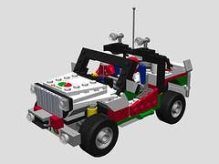 Octan Jeep