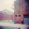 fuzzyprison (naritai) Tags: building brick film prison southkorea holga120cfn utdoors