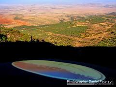 View over Great Rift Valley