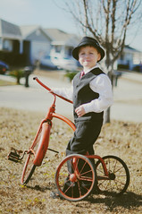 salesman. (Oeil Photography) Tags: old justin boy vintage photography kiss day photographer 4 year vanity tie fair oeil suit cover valentines childrens pepe pensacola 4yrold beiber