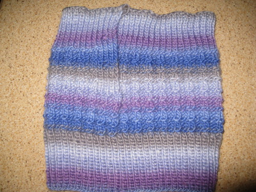 Thermis - Knitting finished