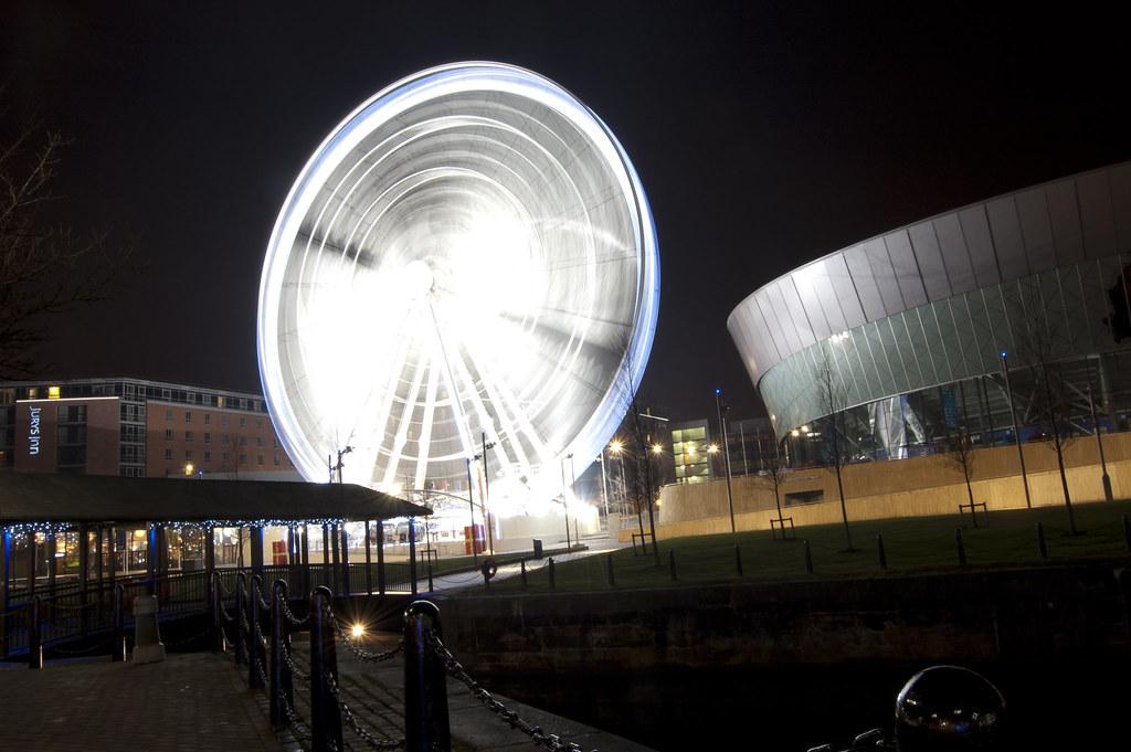 Big Wheel in Liverpool