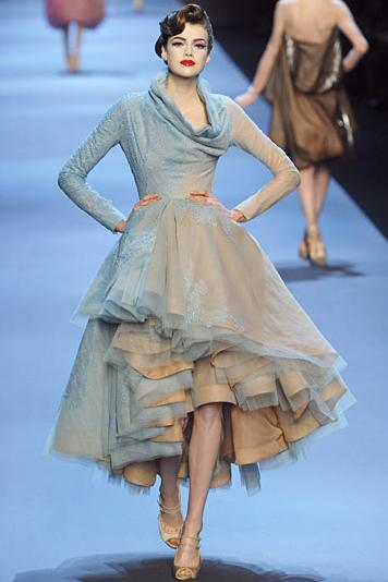 Christian Dior Couture Spring '11