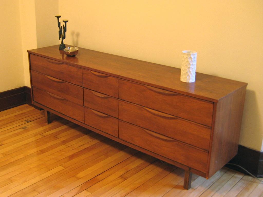 Vintage Scandinavian style dresser / sideboard