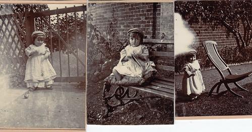 """Child """"Bubba"""". 1894."""