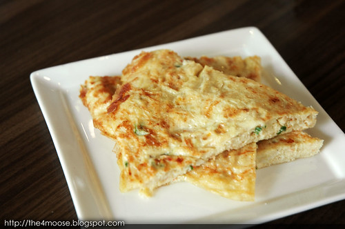 Candlenut Kitchen - Chincalok Omelette