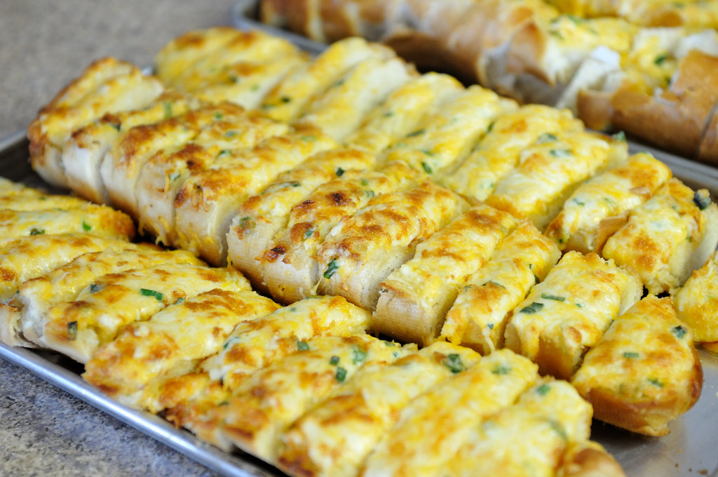Cheese Bread by Mike Saechang, on Flickr