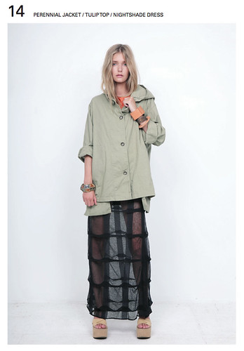bodkin perennial jacket tulip top nightshade dress