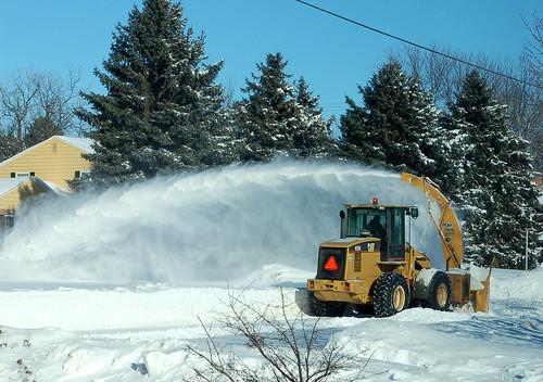 099 - snow plow!
