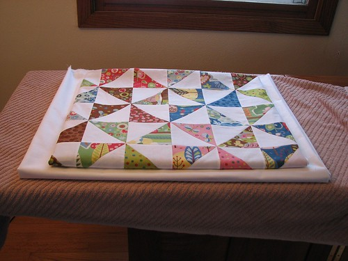 TweetyGigs: Ready for quilting!