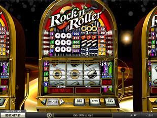 Rock'n'Roller slot game online review