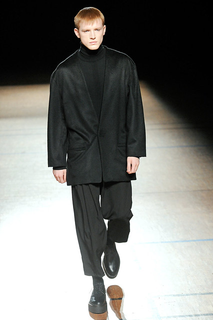 Lasse Pedersen3299_FW11_Paris_Damir Doma(Simply Male Models)