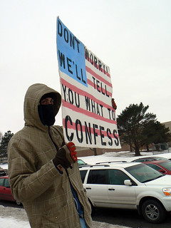 Anti-Torture Vigil - Week 34