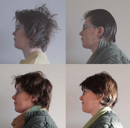 a hair day